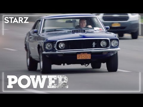 R.I.P. Tommy's Mustang | Power Season 6 | STARZ