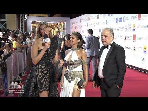 """روجينا: سعيدة بتكريم أستاذي يوسف شاهين في """"الجونة السينمائي"""""""