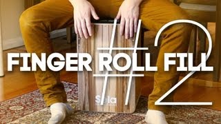Lesson: Finger Roll Fill 2