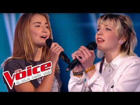 Cats On Trees – Sirens Call | Madeleine Leaper VS Lorenza | The Voice France 2015 | Battle