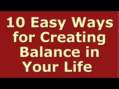 Leadership quotes - How to Create Balance in Your Life (Top 10 Inspirational Quotes)