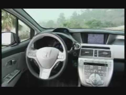 0 2009 WORLD GREEN CAR  Honda FCX Clarity