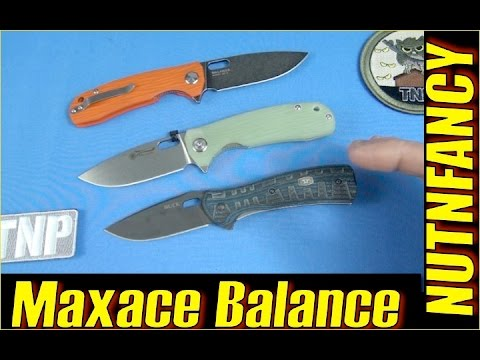 Maxace Balance: Improving the Buck