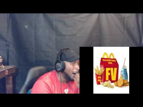 Funk Volume - Free Meal (Horseshit Gang Diss) REACTION