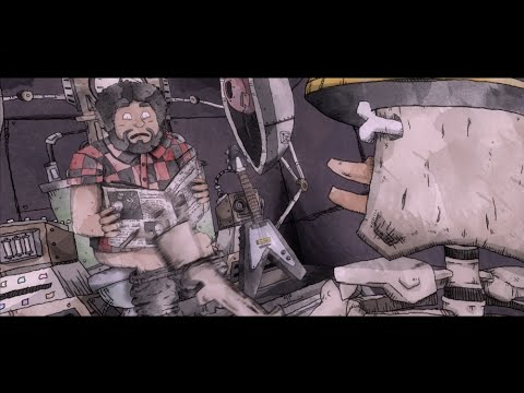 Dance Gavin Dance – Stroke God, Millionaire (Official Music Video)