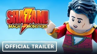 LEGO DC: Shazam! Magic and Monsters - Official Trailer (Sean Astin, Nolan North) by IGN