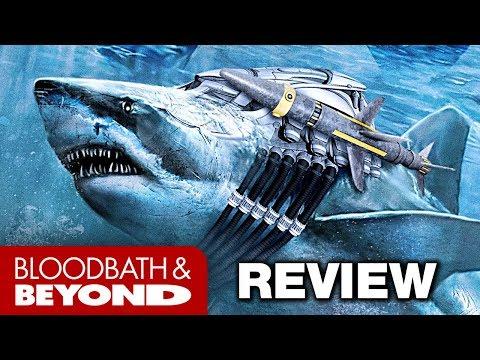Atomic Shark aka Saltwater (2016) - Movie Review