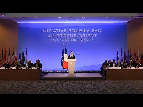 Γαλλία: Πολυεθνής διάσκεψη για το μεσανατολικό