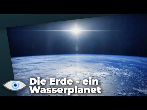 War die Erde früher ein Wasserplanet?