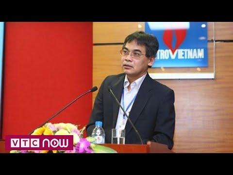 Tổng Giám đốc Vietsovpetro được cho thôi chức | VTC1 - Thời lượng: 41 giây.