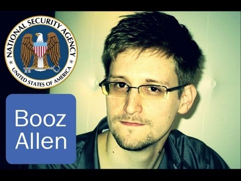 What you're not being told about Booz Allen Hamilton and Edward Snowden – Truthloader