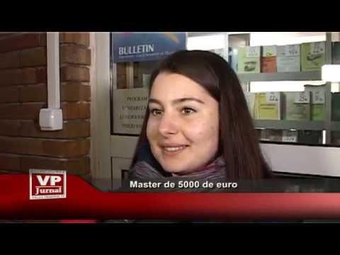 Master de 5.000 de euro