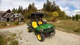 7. John Deere Gator 850D