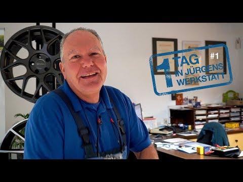 1 Tag in Jürgens Werkstatt - Teil 1   Der Booster boostet nicht und der AGR-Kühler ist dicht