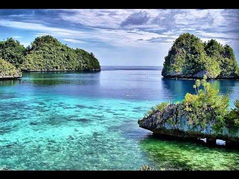 Mercadrone - Imagens Belissimas feita por um Drone nas Filipinas