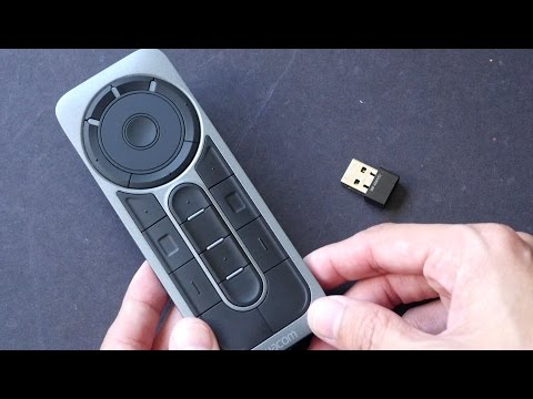 Review: Wacom Express Key Remote for Windows Tablet, Cintiq & Intuos Pro