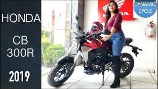 7. Honda CB300R 2019