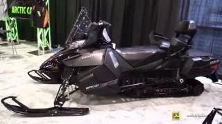 4. 2016 Arctic Cat Pantera 7000 Limited Sled - Walkaround - 2015 St Hyacinthe ATV Show