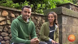 በጠዋቱ የ70 ደረጃ ላይ የእስፖርት እንቅስቃሴ በዋለልኝ እና ሰለማዊት ከቅዳሜ ከሰዓት/Kidamen Keseat Sport At 70 Dereja Addis Ababa