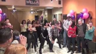 Video Arial and Tami's Flashmob Wedding Proposal Front View MP3, 3GP, MP4, WEBM, AVI, FLV Agustus 2018