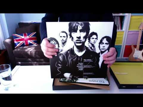 The Verve: Urban Hymns 20th Anniversary vinyl boxset *Chat & unboxing* 1997-2017