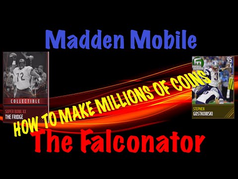"Madden Mobile – HOW TO MAKE MILLIONS OF COINS! ""INVESTMENTS"""