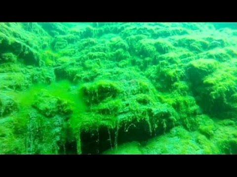 Επιδρομή φυκιών στην λίμνη Βαϊκάλη