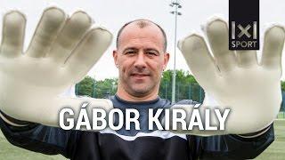 Gabor Kiraly im Portrait