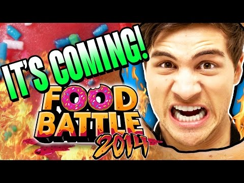 food - WATCH THE MUSIC VIDEOS & VOTE: http://smosh.com/FoodVote2014 FOOD BATTLE: THE GAME UPDATE COMING SOON! http://smosh.com/foodbattlethegame Anthony needs your help choosing a new favorite...