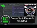 Pegboard Nerds & Tony Junior - Voodoo (FL Studio Remake + FLP)