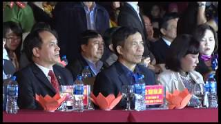 Khai mạc Lễ hội Hoa Anh Đào - Mai Vàng Yên Tử năm 2018