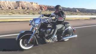 8. 2014 Indian Chief Review