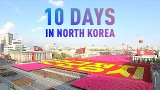 Video 10 Days in North Korea. Inside the most isolated country in the world MP3, 3GP, MP4, WEBM, AVI, FLV November 2018