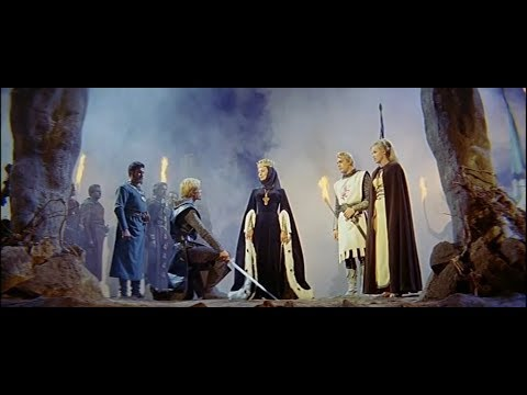 La Furia de Los Vikingos(1961) - Completa