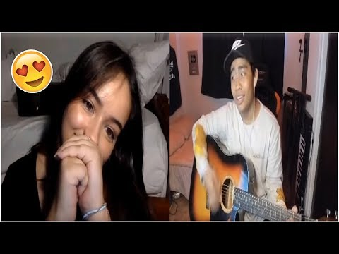 YOUNOW SINGING | THE WAY SHE LOOKS AT ME! [BEST REACTIONS] [2019]