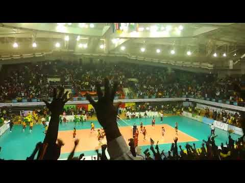 Championne d Afrique volleyball 2017