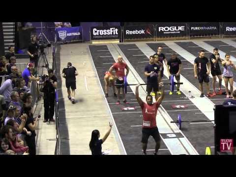 Gong CrossFit team California dreamin%27