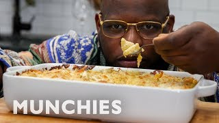 Wasabi Crab Mac & Cheese with Meyhem Lauren - How To by Munchies