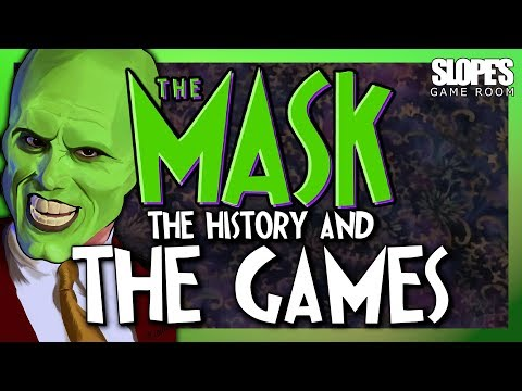 THE MASK: The History & The Games - SGR