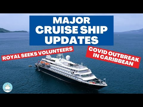 LATEST CRUISE NEWS UPDATE! CRUISING FROM U.S. FURTHER DELAYED! | COVID OUTBREAK ON A CRUISE!