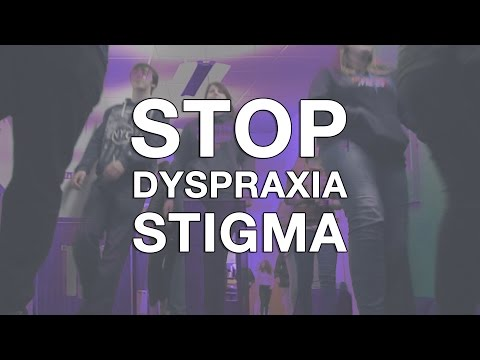 A short film raising awareness about dyspraxia, by Allan Rewcastle, 19.