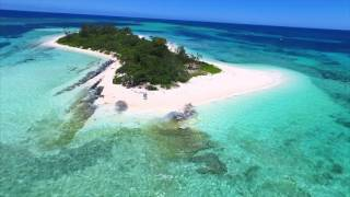 A silent dronie (selfie+drone) clip, shot at Laregnere Island, New Caledonia. Check out our final compilation vid!