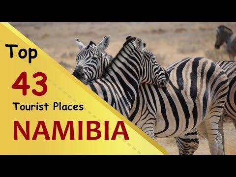 Namibia – Wonderful Holiday Places in Namibia
