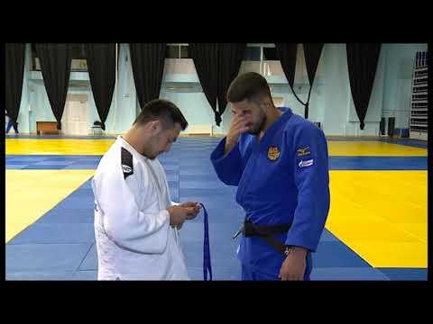Тюменец Эльдар Аллахвердиев стал бронзовым призёром Кубка Европы среди юниоров по дзюдо