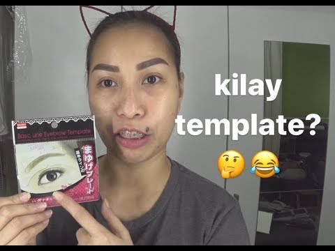 Vlog#2 Kilay On Fleek Ng Daiso?!😱