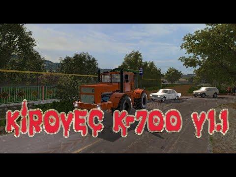 Kirovec K-700 v1.1