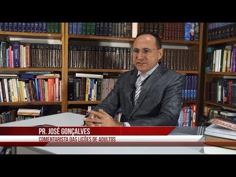 CPAD News 87 - Entrevista com Pr. José Gonçalves