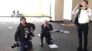 Parrot Bebop 2 Drone Demo