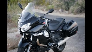 2. Moto Guzzi Norge exhaust sound and fly by compilation