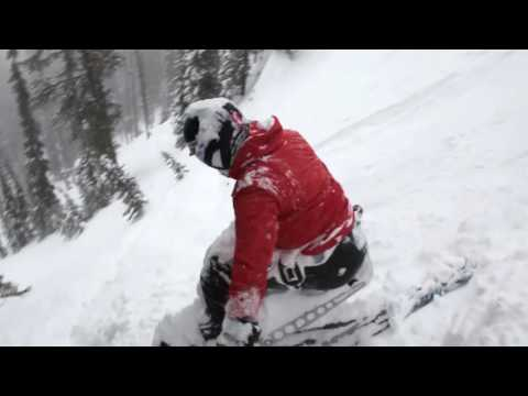 Back Country Powder Camp 2016